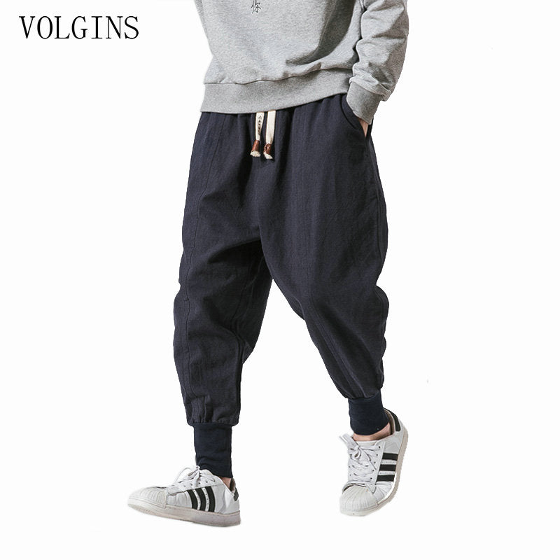 New Men/'t OFF#WHITE Embroidery Trousers Leisure Letter Print Sweatpants
