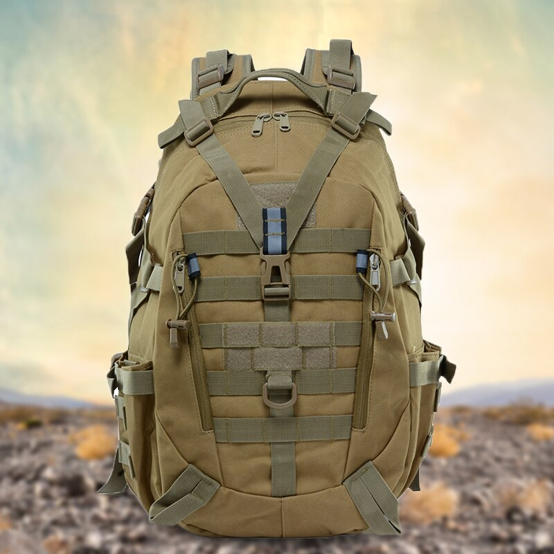 Large Capacity Men Army Tactical Backpacks Military Assault Bags Outdoor Pack For Climbing Trekking Camping Hunting Bag Unisex