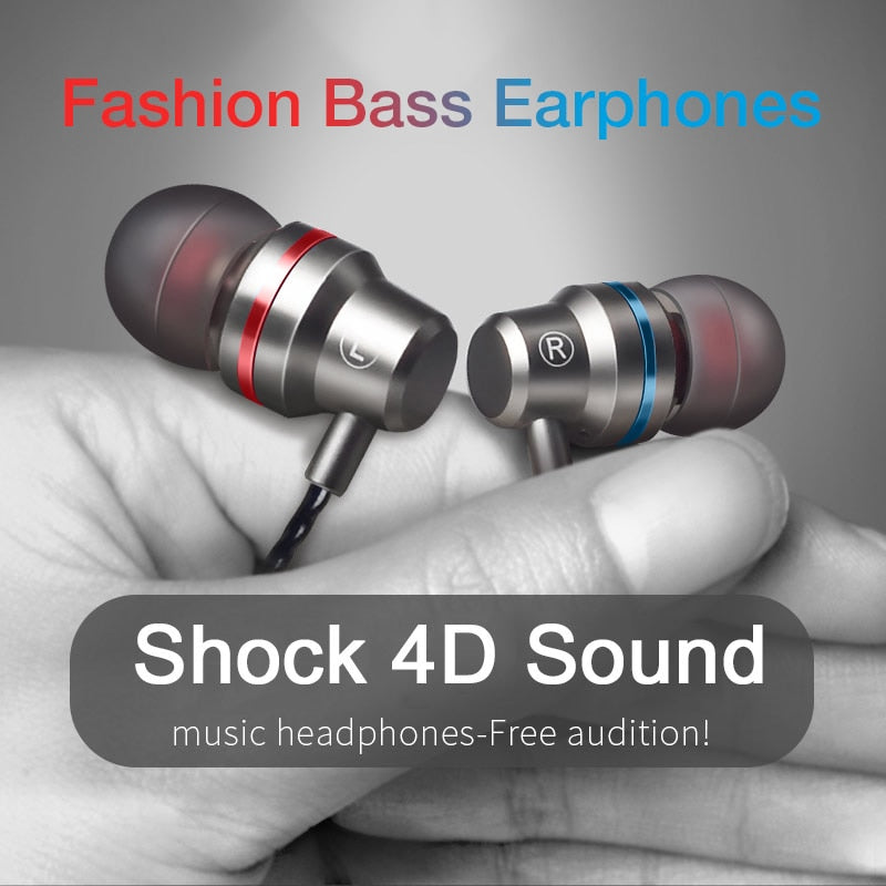 IMIDO 2020 Fashion Type-C USB High Quality In Ear Earphone Bass With Microphone Playing Music For Sport Bass Headset For Phone