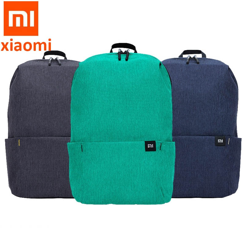Xiaomi 10L Backpack Bag Waterproof Colorful Leisure Sports Small Size Chest Pack Bags Unisex for Mens Women Child Backpack