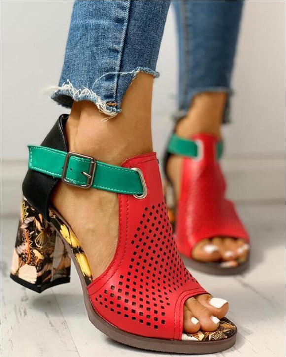Show-Show-Fashion slides-sandals high Heels Women Sandals Occident Ladies Party Shoes Stiletto Heels Crystal Footwear