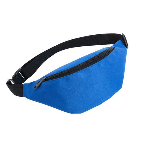Mermaid Hair Dont Care Sport Waist Pack Fanny Pack Adjustable For Run