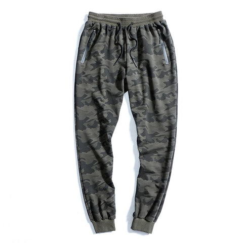L-10XL Oversize Men/'s Pants Outdoor Sports Cotton Trousers Casual Camo Fall New