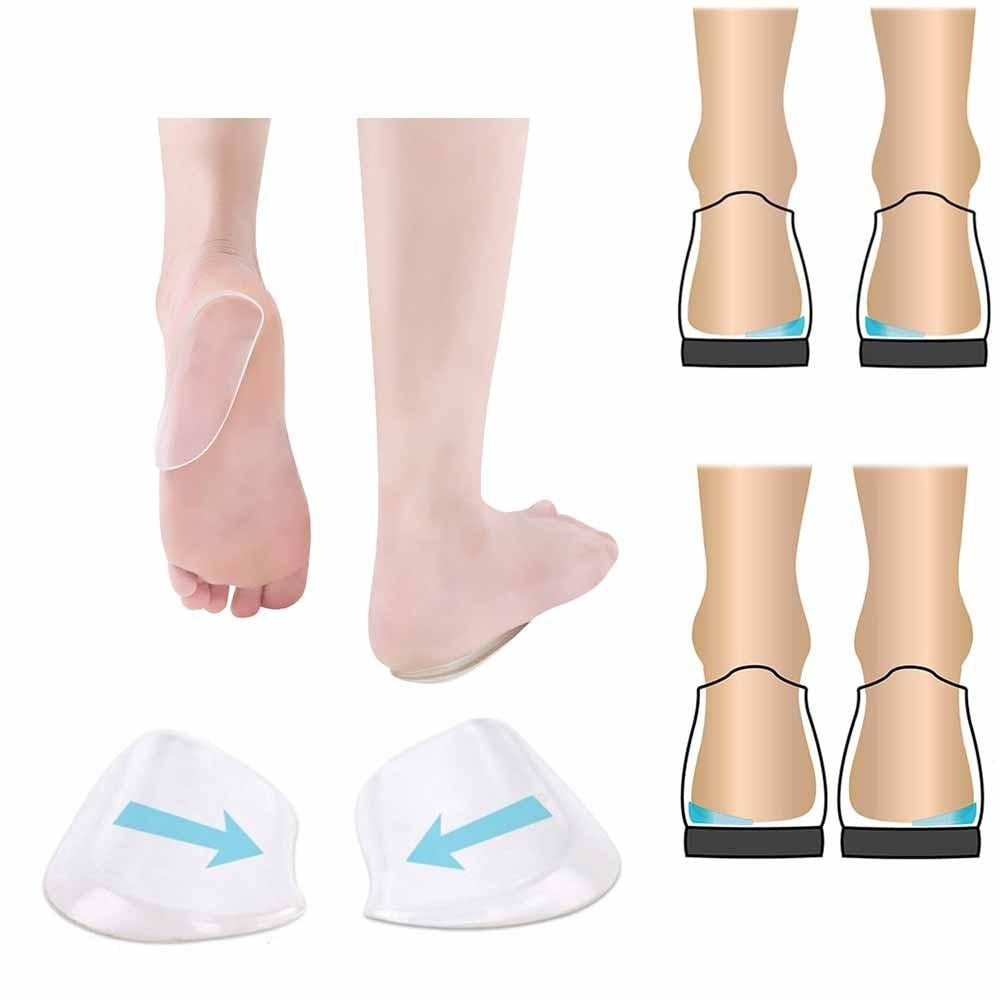 1Pair Soft Jacquard Cloth Insole Women Shoes Pads Breathable Orthotic Insole New