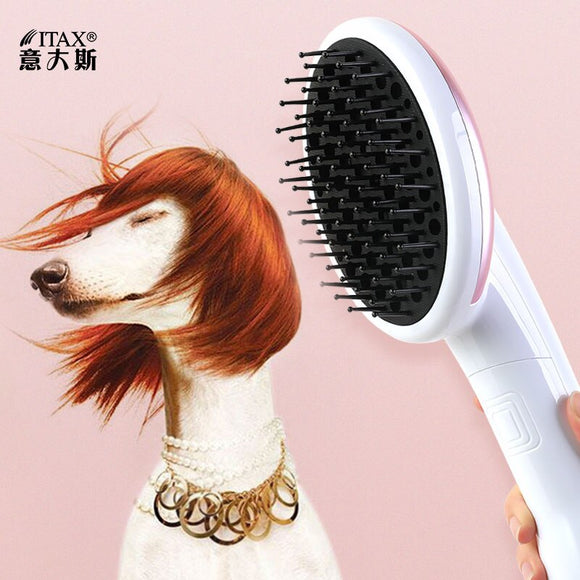 Pet  Cat Dog hair dryer shower Low Noise Hair Dryer Comb Electric Animal  Blower Constant temperature High power HD01