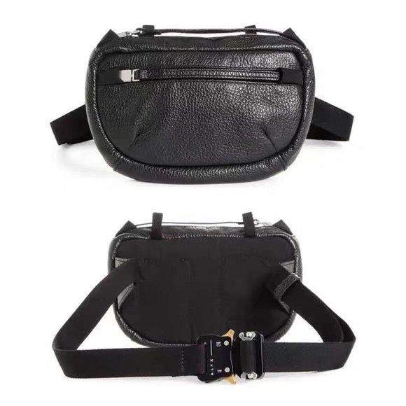 New Arrivals ALYX Bags Fashion Kanye West Functional Tactical Chest Bag Skateboard Casual Black ALYX Bags