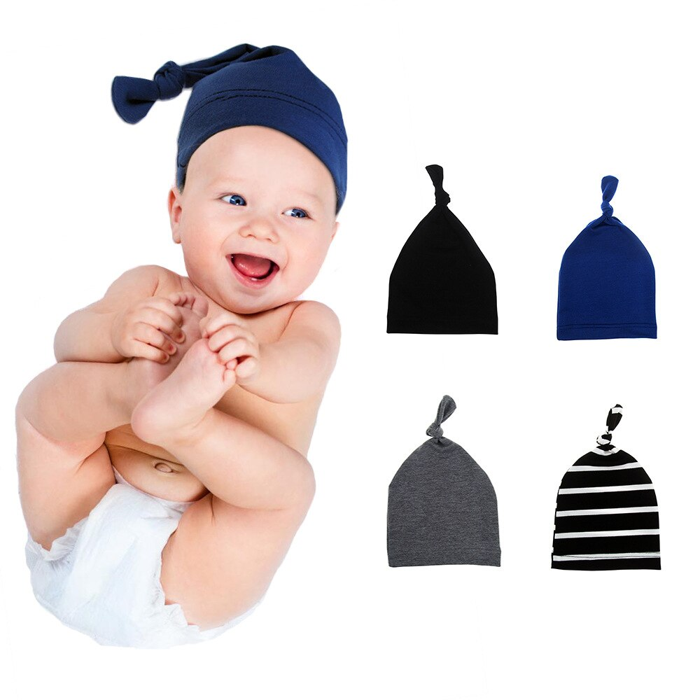 Baby cute onion hat newborn knot hats spring autumn winter cap infant girls boys kids beanie cheap stuff