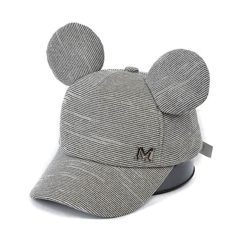 Kids Koala Printed Baseball Cap Hat Adjustable Mesh Trucker Hats for Boys Girls