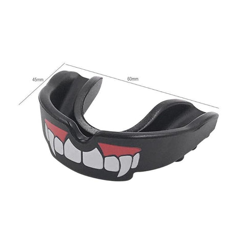 Mouth Guard Piece Teeth Protector Football Basketball Soccer Boxing MMA NEW