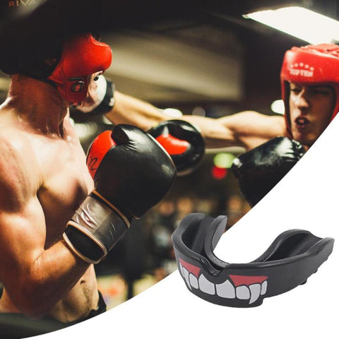 Authentic Winning Boxing Muay Thai MMA Mouth guard Air cushion type from JAPAN