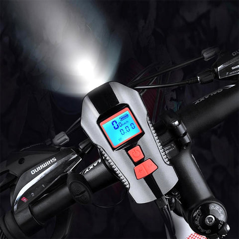Bike Bicycle Front Handlebar Bell Horn