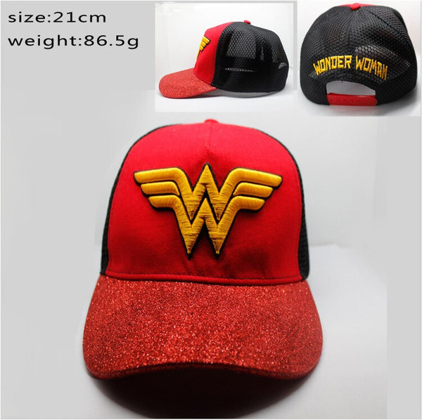 Others My Hero Academia Cap Boy and Girls Adjustable Mesh Hats Fashion Kids Truckers Hat for Camping