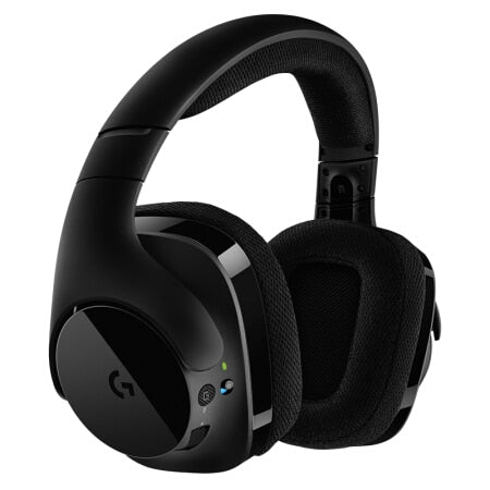 Logitech (G) G533 7.1 Wireless Surround Sound Game Earphone Microphone Computer Competition Earphone Headset Headset