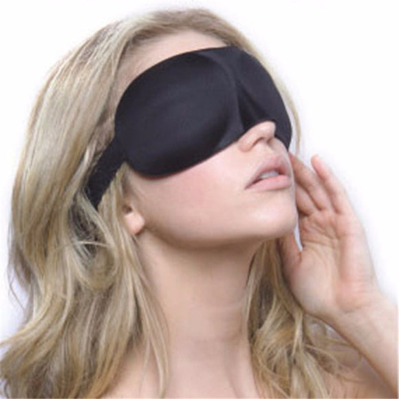 New Arrival 3D Blind folds For Health Care To Shield The Light Stereoscopic Rest EyeShade Sleeping Eye Mask Cover Eyepatch
