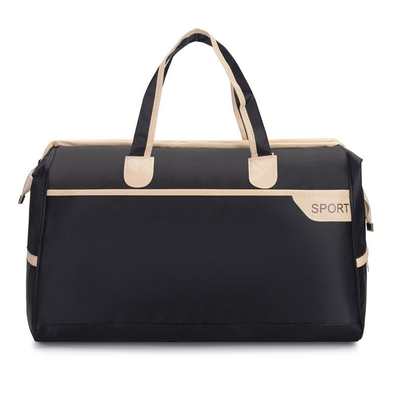 2019 New Oxford Cloth Large-Capacity Fashion Travel Bag Suitable For Men And Women Large-Capacity Travel Bag Handbag