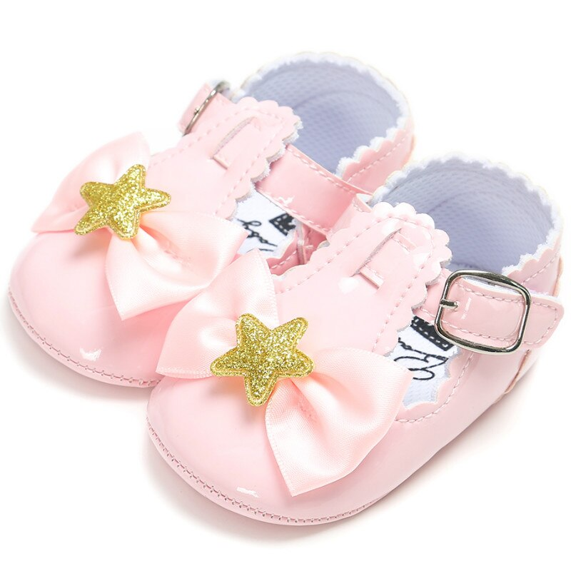 Children Girls Ballet Mary Jane Dress Shoes for 3-10 Years Teen Crystal Princess Shoes Perform Dance Shoes
