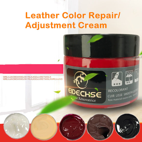 Liquid Skin Leather Repair Kit No Heat Leather Repair Tool Auto Car Seat Sofa Coats Holes Scratch Cracks Rips Restoration