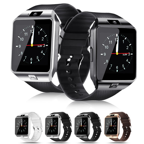 Chycet Bluetooth Smart Watch DZ09 Relojes Smartwatch TF SIM Camera Men Women for IOS iPhone Samsung Huawei Xiaomi Android Phone