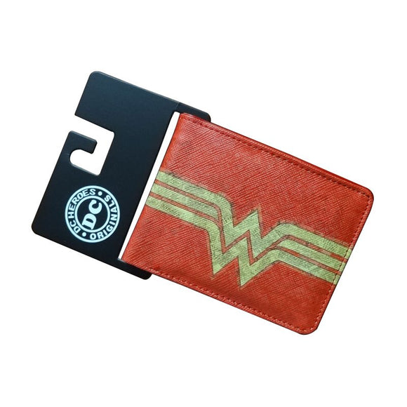 New Arrival Anime Wallet Hot Movie Wonder Woman LOGO Purse carteira feminina Dollar Card Holder Bag Casual Leather Short Wallets