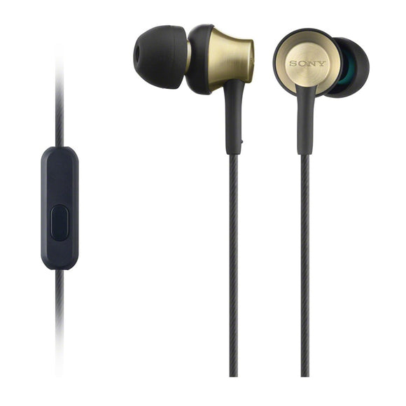 Sony MDR-EX650AP earphone  in-ear type bass noise reduction mental music enjoyment free shipping