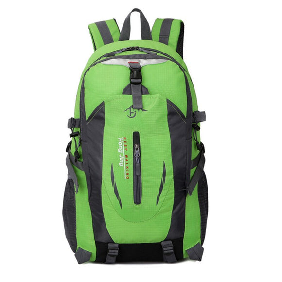 40L Waterproof Backpack Outdoor Mountain Camping Climbing Hiking Fashion Casual Backpack Women & Men Travel Sport Back Bag