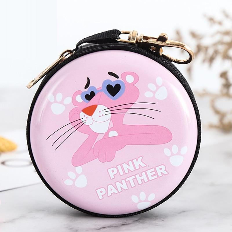 Colorful Shiny Stars Pattern Canvas Coin Purse Cute Change Pouch Money Cash Bag Multifunctional Cellphone Bag with Handle