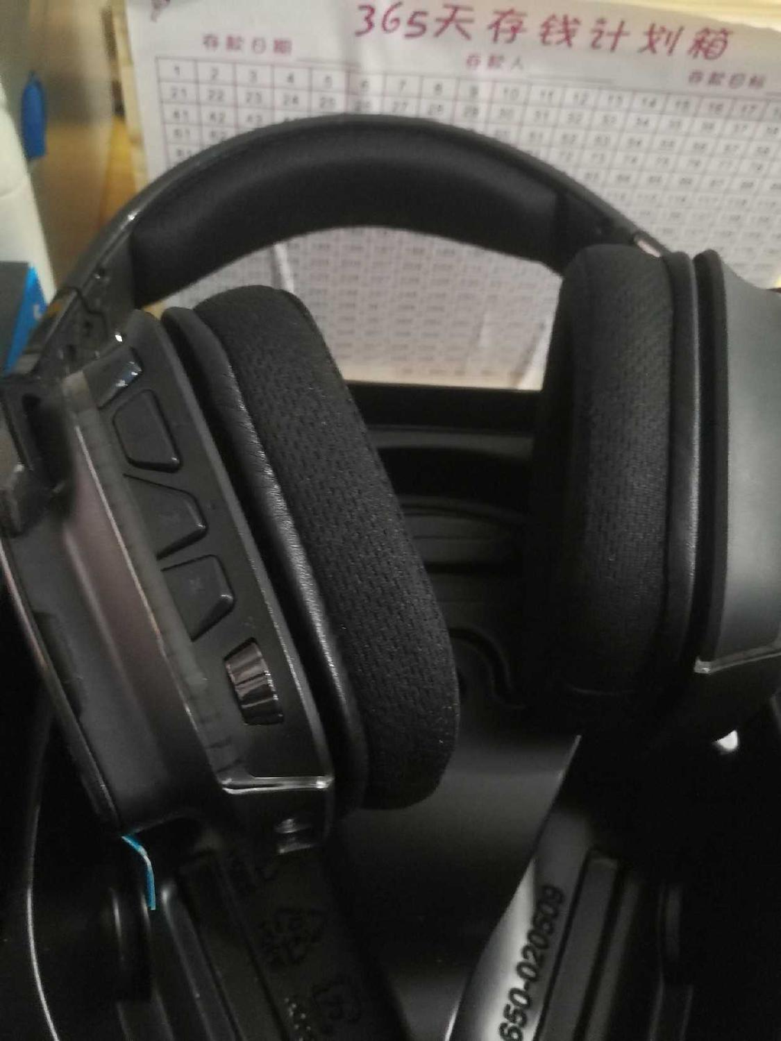 USED Logitech (G) G533 7.1 Wireless Surround Sound Game Earphone Microphone Computer Competition Earphone Headset Headset
