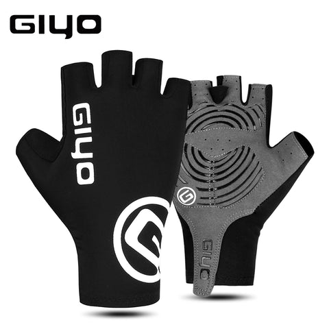 Sport Cycling Gloves Half Finger Bicycle Gel MTB Road Bike Racing Gloves S L M