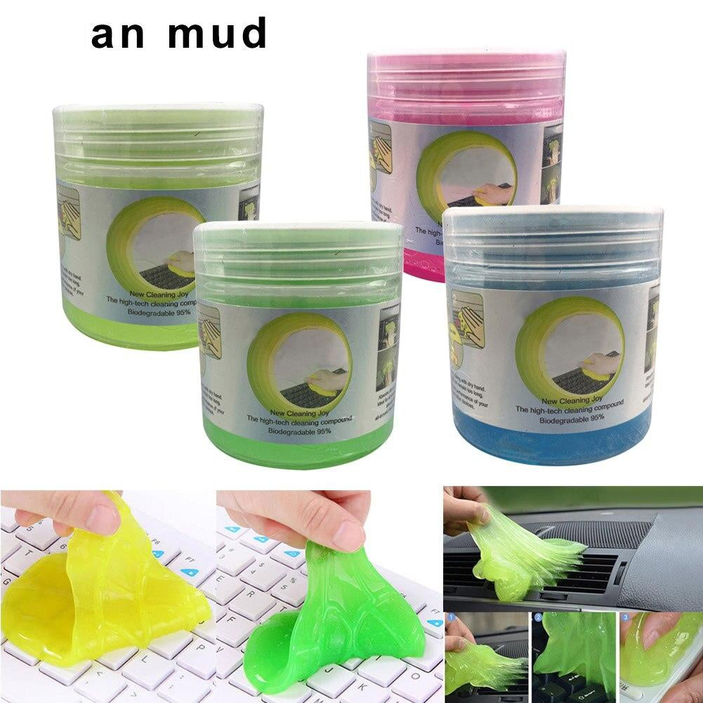 1pcs Car Silicone Window Wash Brush Cleaner Wiper Squeegee Accessories 30 x 9cm