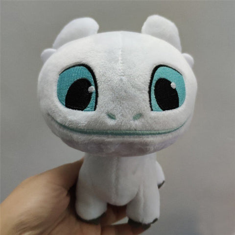 2019 New How To Train Your Dragon 3 Toothless Light Fury Night Fury Plush Doll