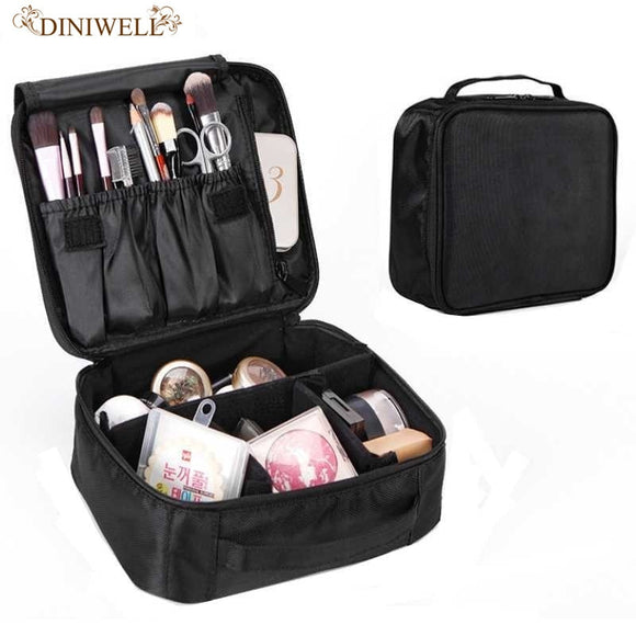 Travel Cosmetic Bag For Make Up Women Men Makeup Cosmetic Cases Wash neceser Toiletry Bag necessaries para mulheres maquiagem