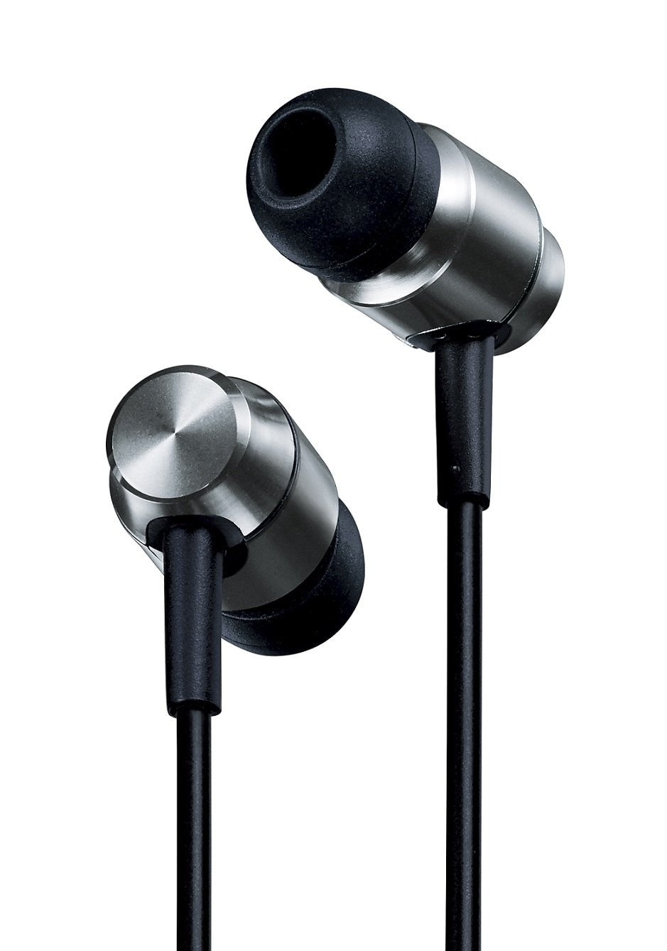 Panasonic Canal type earphone High resolution sound source compatible (1 key with remote control model) RP-HDE5M-S