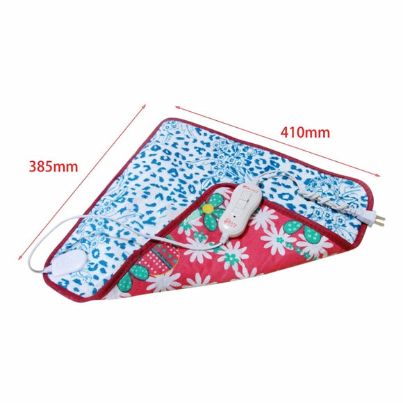 1pc 220V Pet Electric Heating Blanket Cat Electric Heated Pad Anti-scratch Dog Heating Mat Sleeping Bed Autumn Winter CN Plug