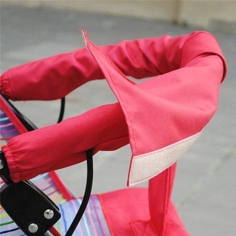 1//5pcs Pushchair Pram Buggy Stroller Shopping Bag Baby Handle Clip Strap RS