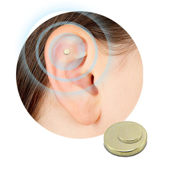 Health Care Magnet Auricular Quit Smoking Patch No Cigarettes Health Therapy Stop Smoking