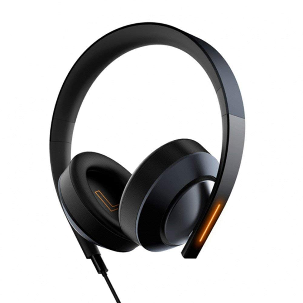 Original Xiaomi Game Headset 7.1 Virtual Surround Sound Stereo 3.5MM USB Gaming Headphone wit Mic LED Light 40MM Speaker ENC