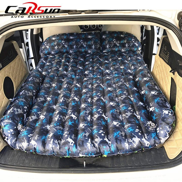 Car Bed 190*119*12.5CM Camping Car Mattress Travel Bed Colchon Inflable Para Auto Accessories For SUV Inflatable Car Mattress