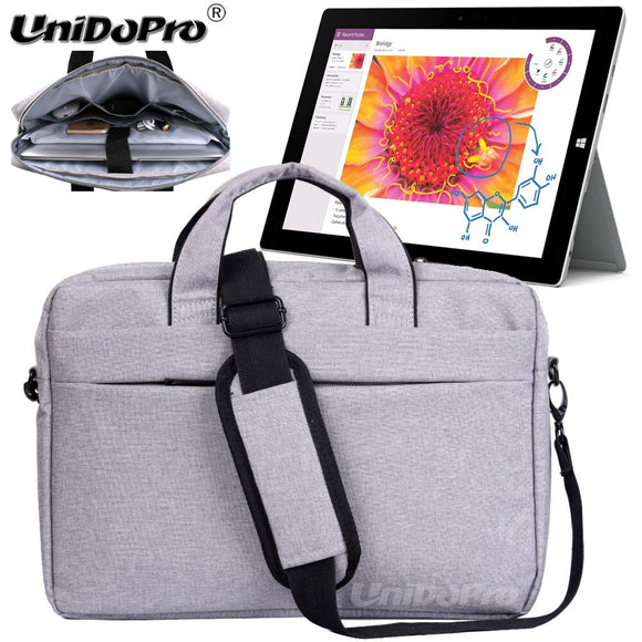UNIDOPRO Waterproof Messenger Shoulder Bag Case for Microsoft 1573 Surface 2 , Surface RT Spin 2-in-1 Tablet Sleeve Cover