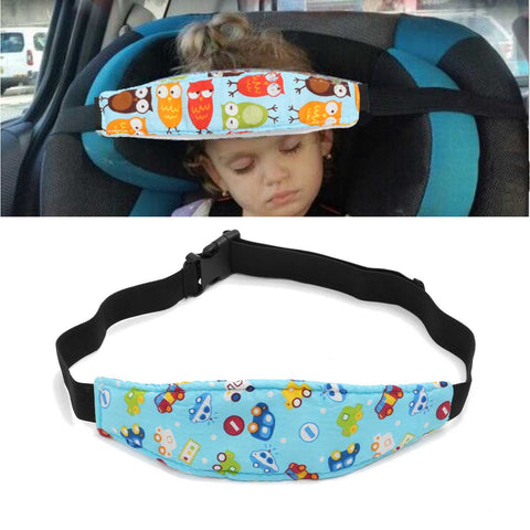 1Pcs Baby Safety Car Seat Sleep Aid Child Kid Head Protector Belt Support  xl