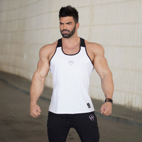 Everything Looks Better With A Beard SINGLET hip beards care gym birthday gift