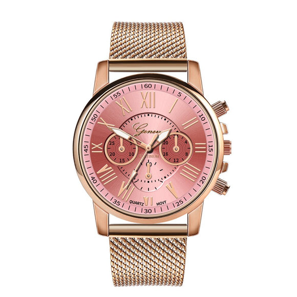 2019 New Couple Watch Fashion Woman Wristwatch quartz slim personality creative business Men watches 2019 Trend Female Clock