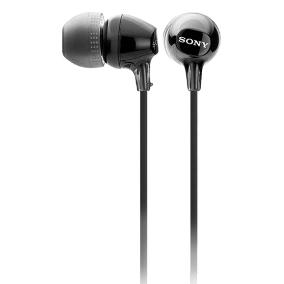 SONY MDR-EX15LP mobile phone earphone in-ear  Sport Run Portable Audio Earbuds For iPhone Smartphones Android Devices