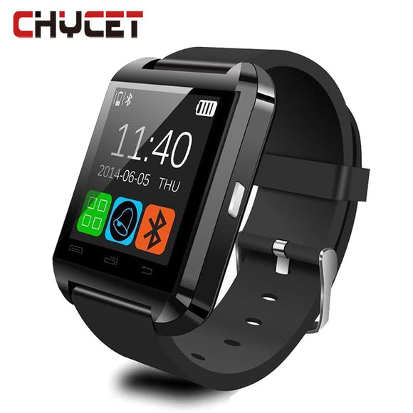 Smart Watch U8 Bluetooth Call Message Reminder Smartwatch Waterproof Pedometer Watch Sport Men Women For Android IOS Phone Watch