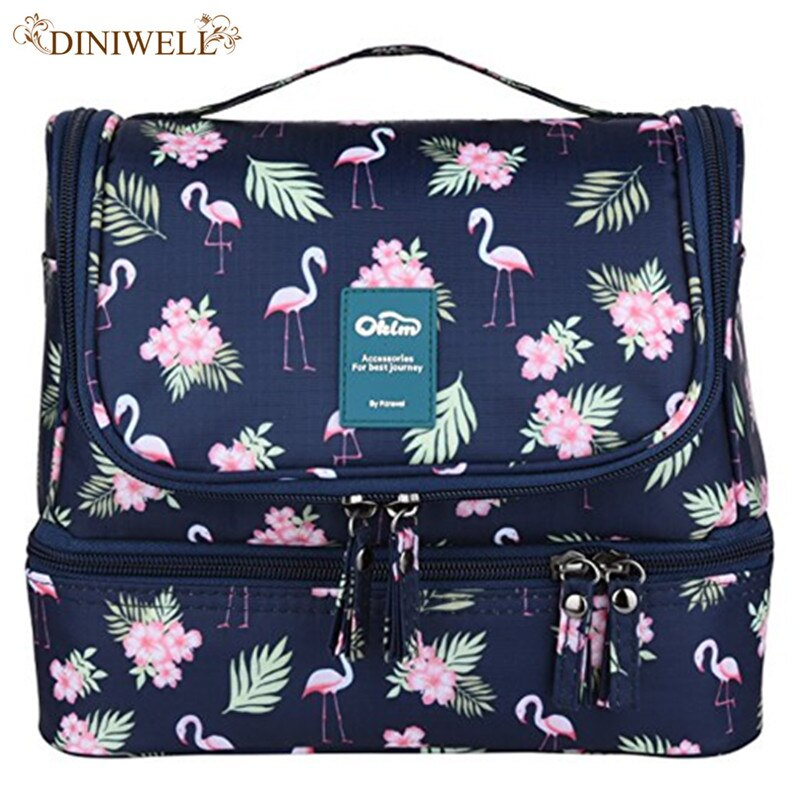 Designer Hanging Makeup Bags Travel Cosmetic Bags Waterproof Nylon Organizers Travel Accessories | Men's & Ladies' Makeup Sets