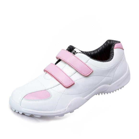 Professional Women Golf Shoes New Arrival Lightweight Sneakers Girls Wearable Comfortable Shoes High Quality AA10098