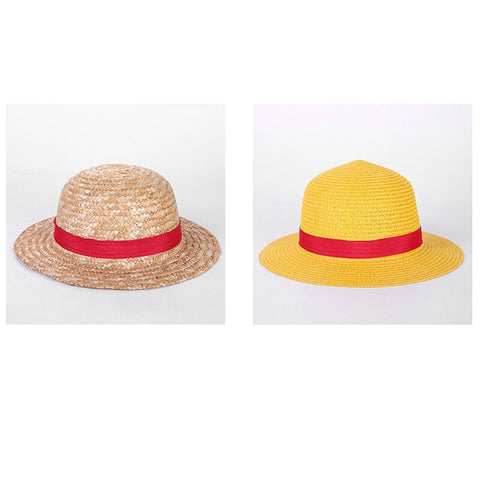 NEW Official One Piece Monkey D Luffy Cosplay Costume Set M Halloween from Japan