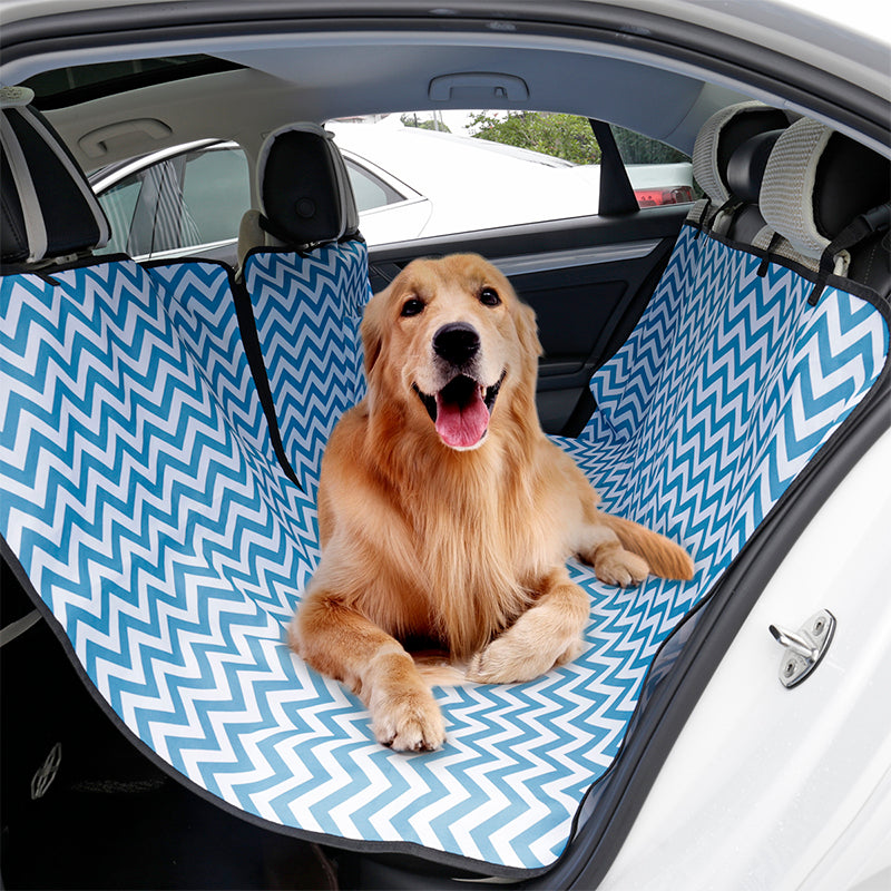 Pet Mat Waterproof Durable Non-slip Adjustable Easy to wash Car Seat Cover For Dog Cat Foldable Outdoor High quality Pet Product