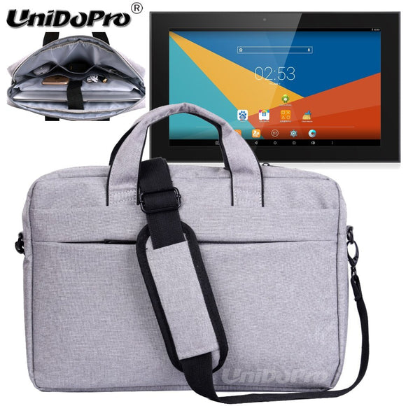 UNIDOPRO Waterproof Messenger Shoulder Bag Case for Teclast Tbook 16S, 16 Power, 16 Pro 11.6in Spin 2-in-1 Tablet Sleeve Cover