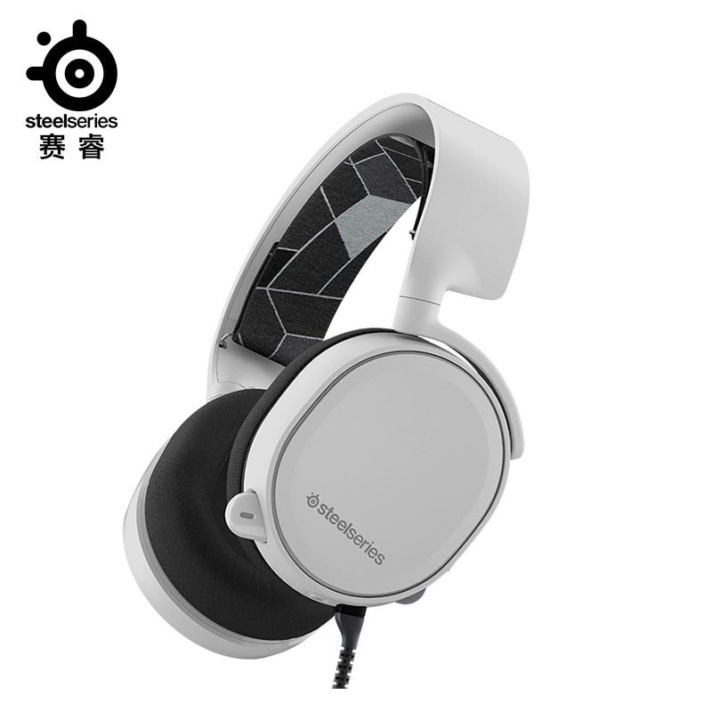 SteelSeres Arctis 3 Pro Gaming Headset High Definition Speaker Driver DTS Headphone: X v2.0 Surround