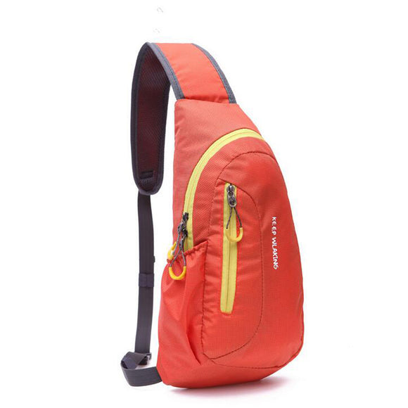 Tourism sports outdoor leisure single backpack chest bag 2018 new 002